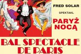 Bal Spectacle De Paris