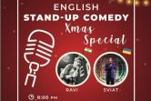 English Stand up Comedy